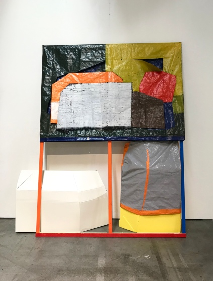 Installation, Mixed media, 110x210x35cm, August Peters 2019